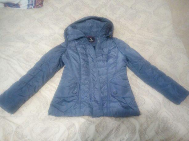 Джинсы, куртка осень