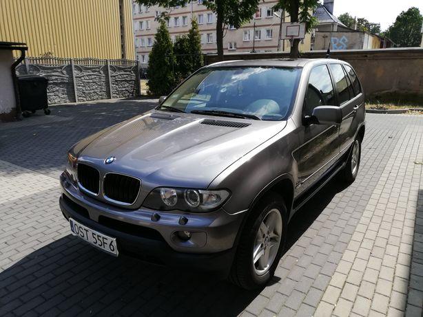 BMW X5 E53 3.0i - 2005r. Benzyna