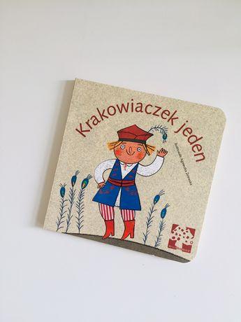 Książeczka dla przedszkolaka Krakowiaczek jeden