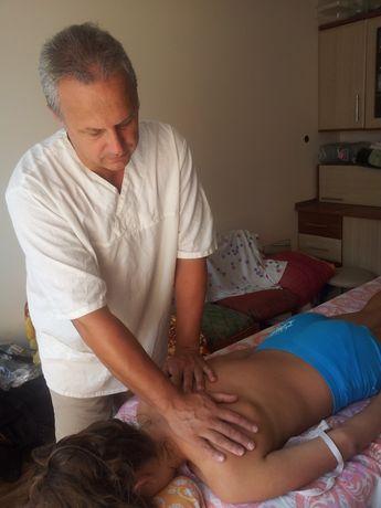 МАСАЖ і мануальна терапія хребта