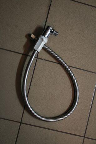 Przewód gazowy (przyłączeniowy) 1 m wraz z zaworem