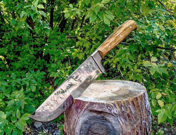 Нож Пчак ручная работа Поварской Большой