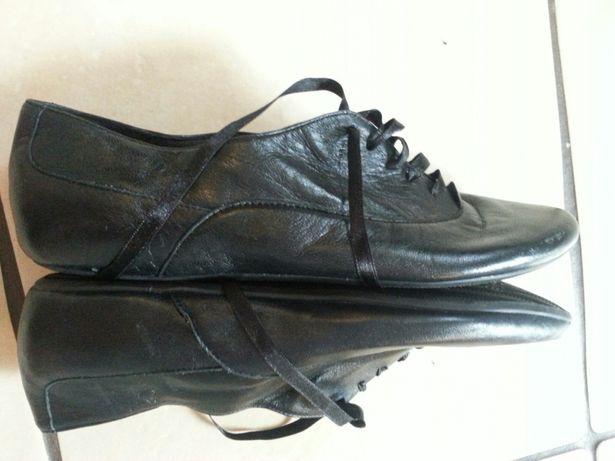 Cudne buty damskie skórzane firmy PINEAPPLE London r38