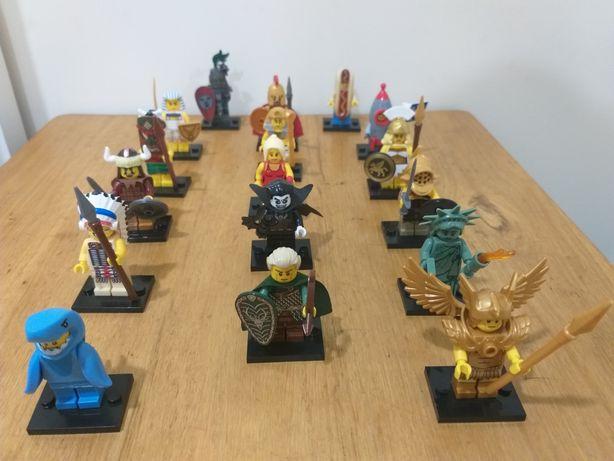 Minifigures tipo lego