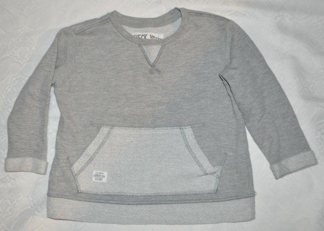 bluza chłopięca Reserved r.92 cienka