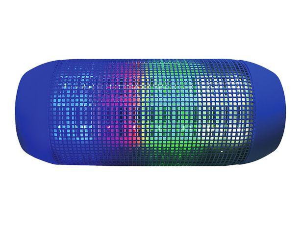 Głośnik bluetooth Blow BT450 podświetlenie LED FM radio USB AUX