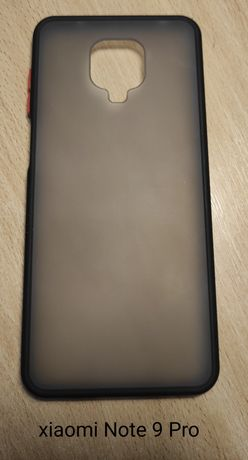 Чохол на Xiaomi Note 9 Pro