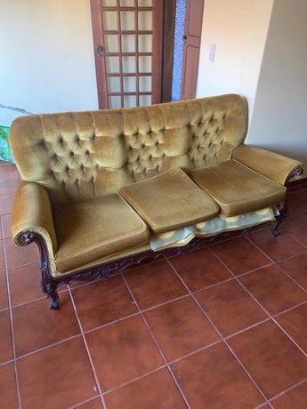 Sofa vintage bom estado