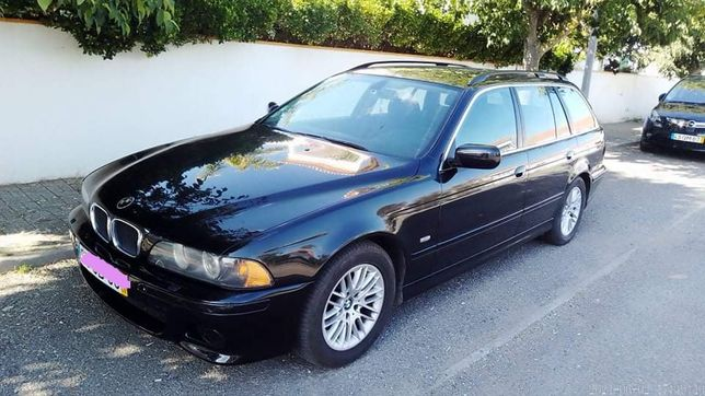 BMW 525D Touring pack M ano 2001