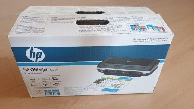 Impressora portátil Officejet H470