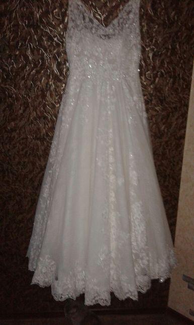 Шикарное Свадебное платье.ТУРЦИЯ