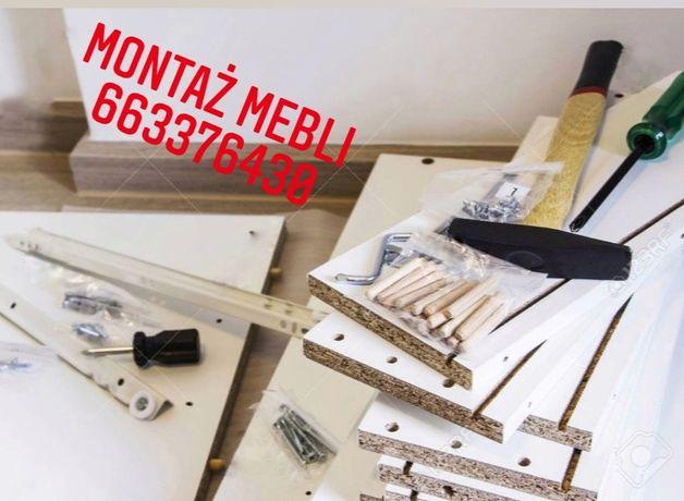 Fachowy montaż mebli - salon i KUCHNIE: BRW, Ikea, Agata, Bodzio.