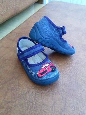 Детская обувь б/у; туфли Waldi, 21 размер