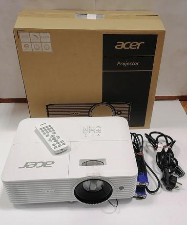 Projektor Acer X1623H komplet