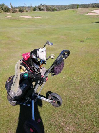 Trolley Golf 3 rodas