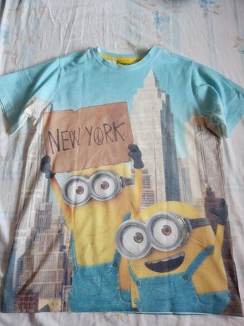 T-shirt 2sztuki Minionki