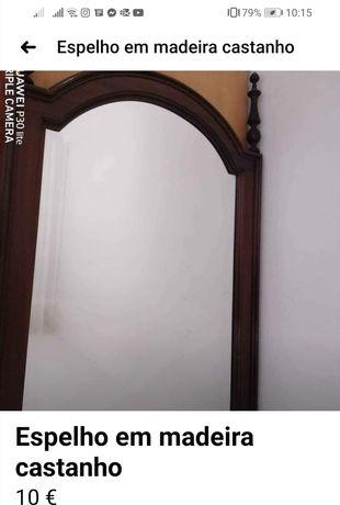 Vende se espelho