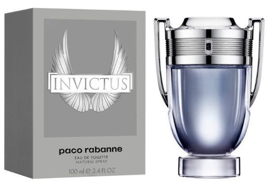 Paco Rabanne Invictus. Perfumy Męskie. EDT 100ml. PREZENT ŚWIĘTA