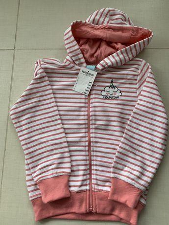 Bluza zapinana rozmiar 104 lub 110 NOWA
