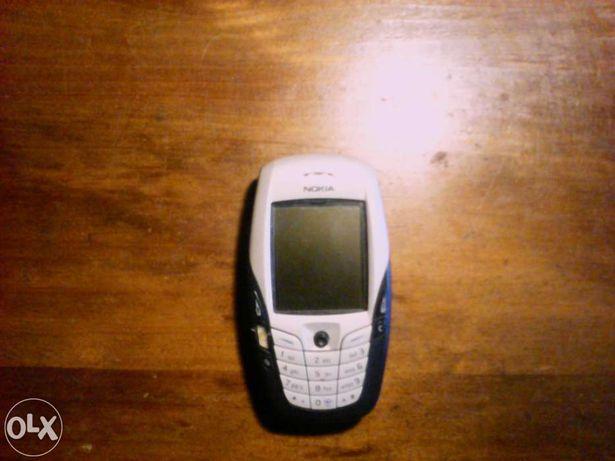 Telemóvel Nokia 6600