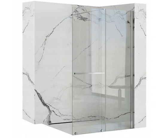 Ścianka Prysznicowa CORTIS 100 / 120 REGULOWANA REA