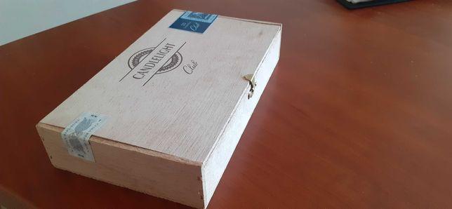 оригинал кедровая шкатулка для сигар