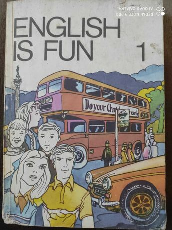 Podręcznik English is fun