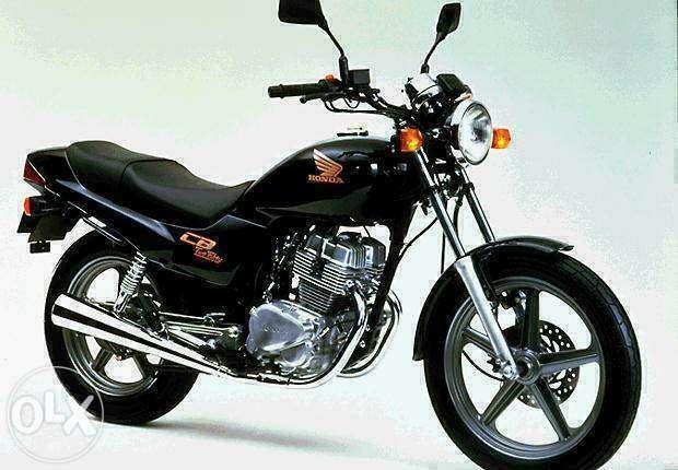 Honda cb 250 peças