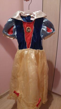 Sukienka księżniczki Śnieżki przebranie