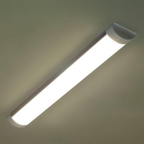 WYPRZEDAŻ Lampa LED 120 cm do garażu, Panel LED świetlówka