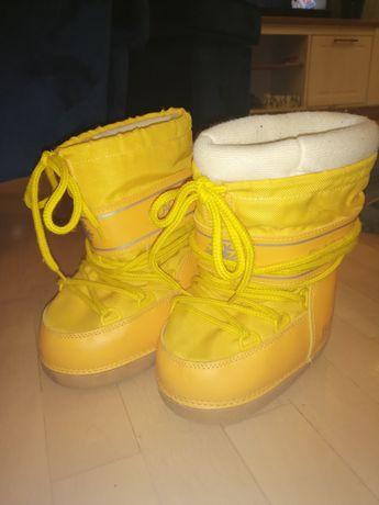Buty dla dziecka, bardzo ciepłe