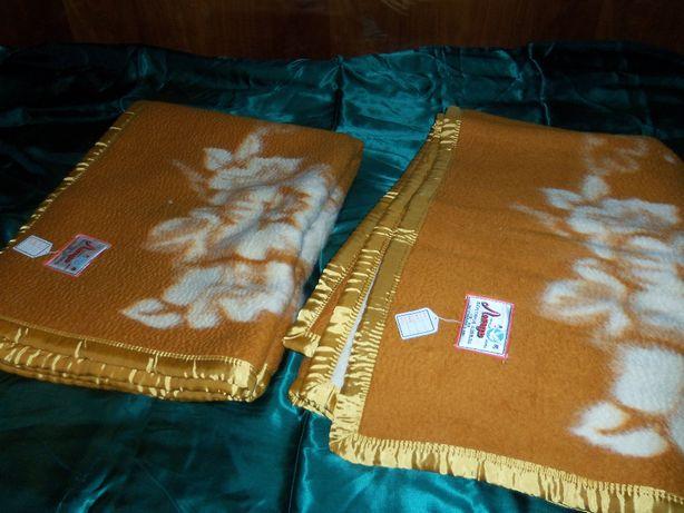 Одеяла из натуральной шерсти Китай (оригинал) 200*145