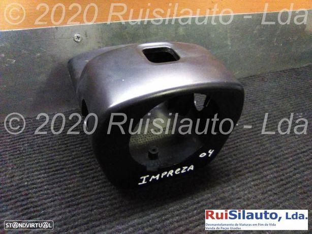 Forra Plástico De Coluna/volante Subaru Impreza (gd) 2.5 I Wrx