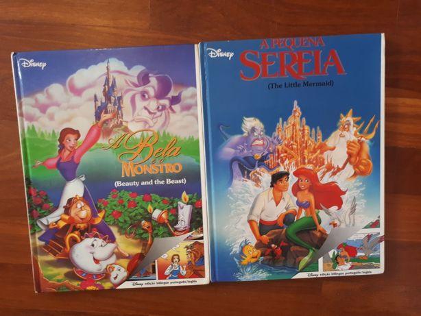Livros Disney banda desenhada