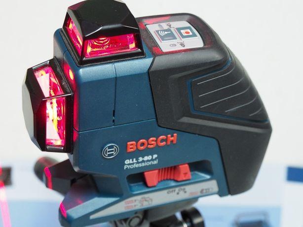 BOSCH GLL 3-80-P laser niwelator krzyżowy stanley plaszczyznowy