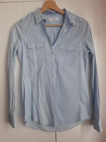 Błękitna koszula Chillin, r. XS