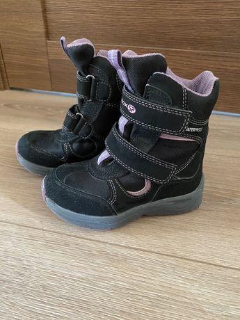 Зимние ботинки Geox 24 размер