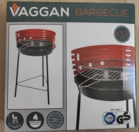 Grelhador Barbecue novo e selado