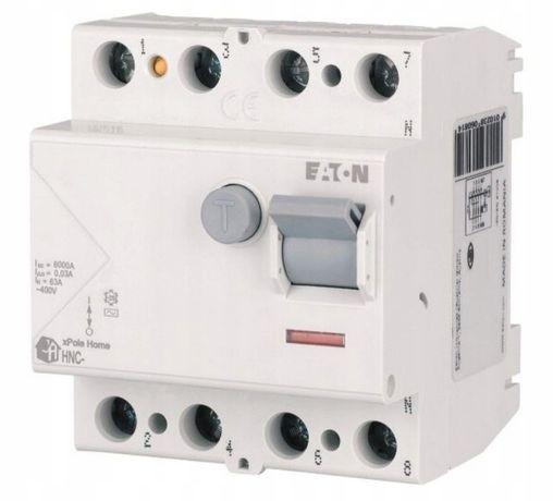 Wyłącznik różnicowo-prądowy 4P 40A HNC-40/4/003 Eaton