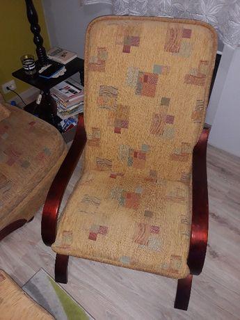 Fotele I pufki zestaw kanapa gratis