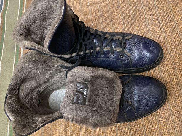 Зимние сапоги/кеды/ботинки Moreschi