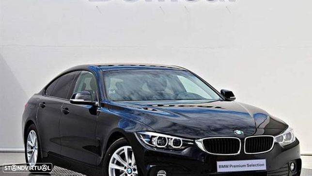 BMW 418 Gran Coupé d Advantage Auto