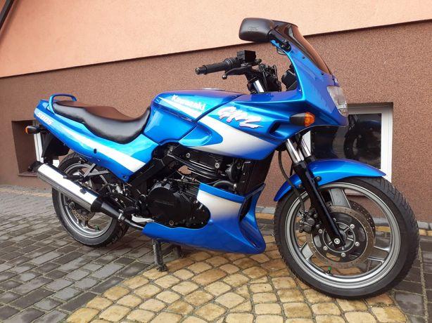 Kawasaki GPZ 500 - stan igła