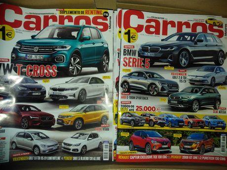 Revista carro 2013 a 2020 julho