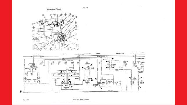 Case 5100 instrukcja NAPRAW serwisowa Warsztatowa!