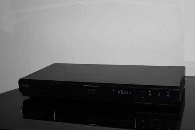 SONY BDP-S350 Odtwarzacz Video DVD Blu-ray HDMI optical lan Wysyłka