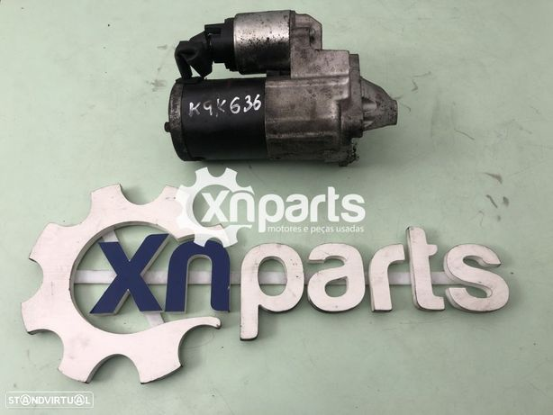 Motor de arranque NISSAN JUKE (F15) 1.5 dCi   06.10 -  Usado REF. MOTOR K9K636
