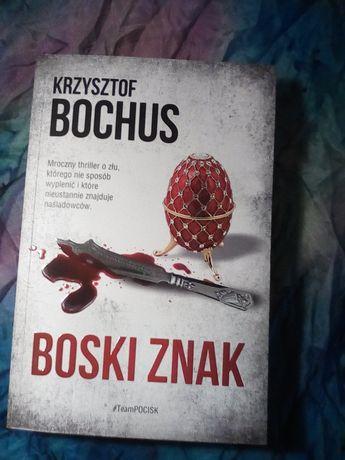 Boski znak Krzysztof Bochus