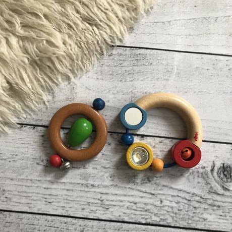 Набор деревянных игрушек погремушек Haba