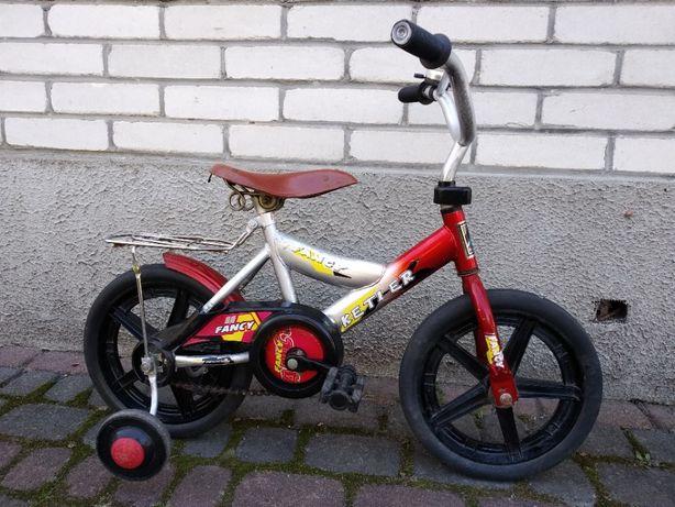 Дитячий велосипед Ketler